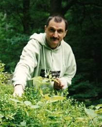 Miloš_na borůvkách_